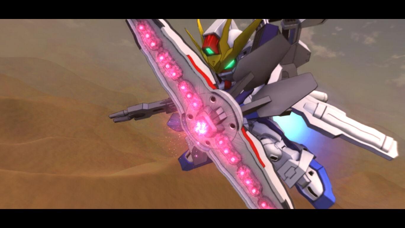 追加派遣:機動新世紀ガンダムX「希望の灯は消さない」作戦!(通常版用)
