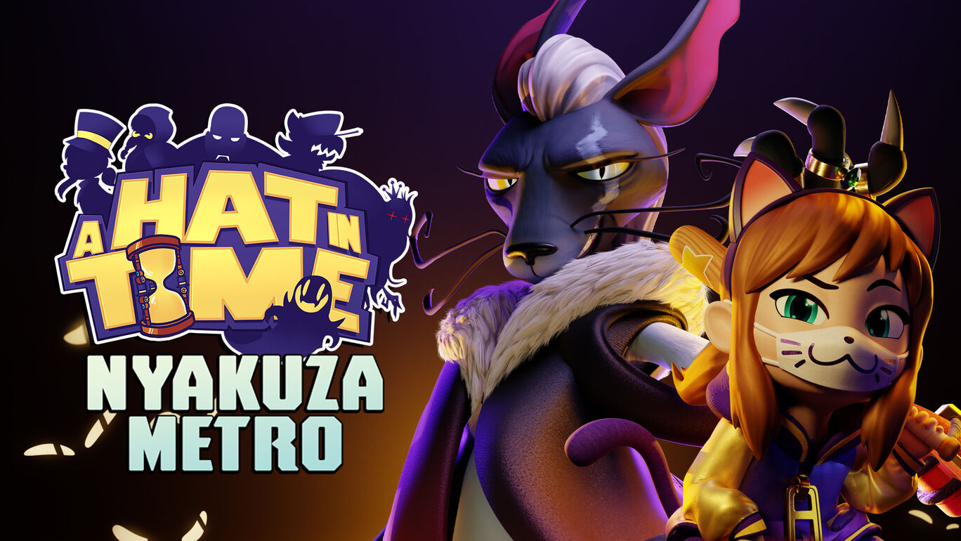 追加コンテンツ「Nyakuza Metro」