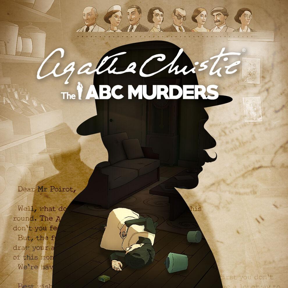アガサ・クリスティ作 『ABC殺人事件』