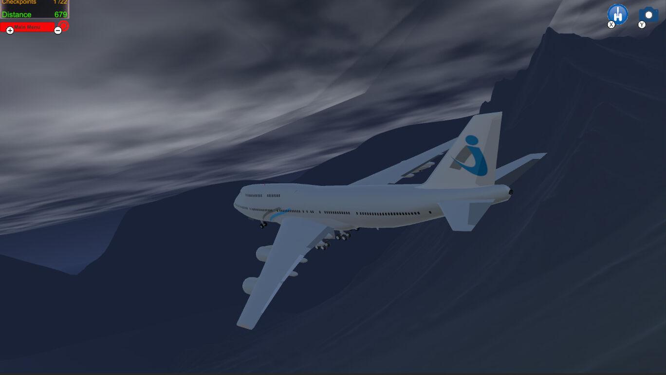 Easy Flight Simulator