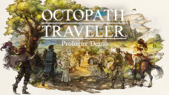 OCTOPATH TRAVELER Prologue Demo