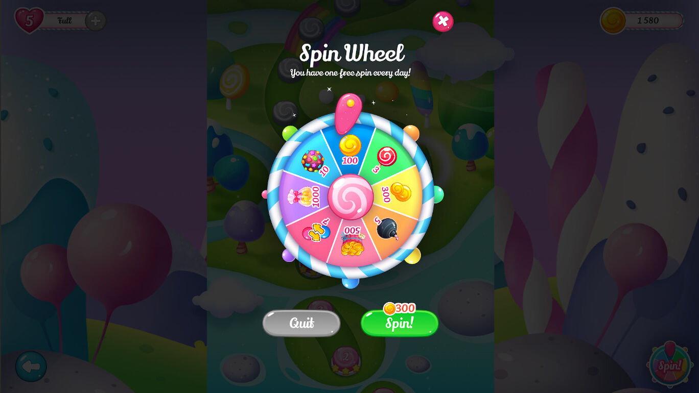 Candy Match Kiddies (キャンディーマッチキッディーズ)