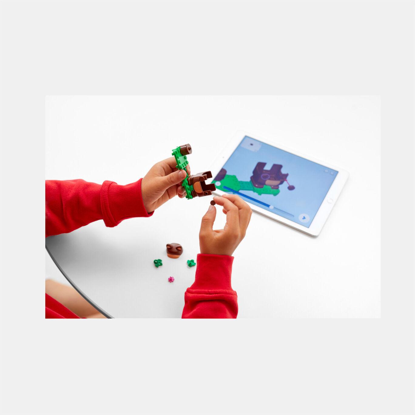 レゴ(R)スーパーマリオ タヌキマリオ パワーアップ パック