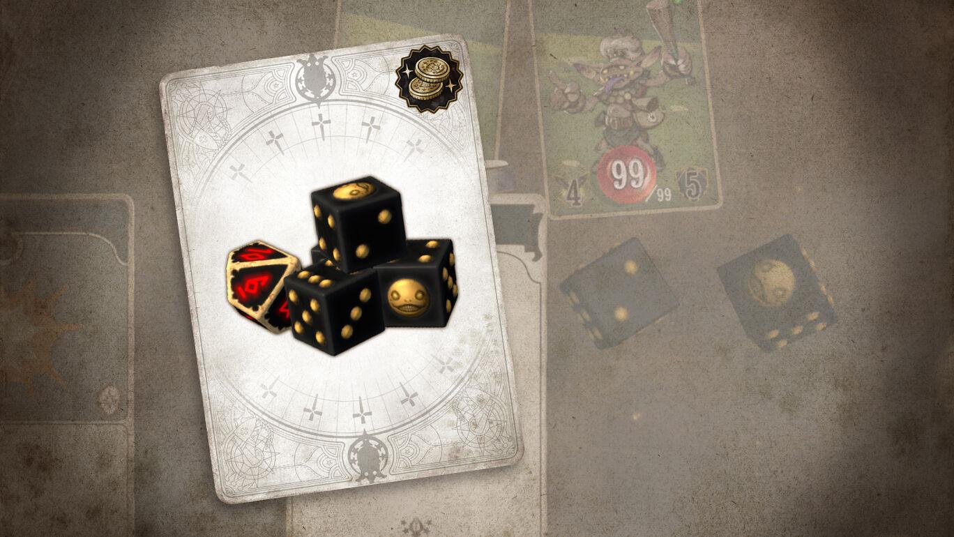 Voice of Cards ドラゴンの島 エミールのダイス