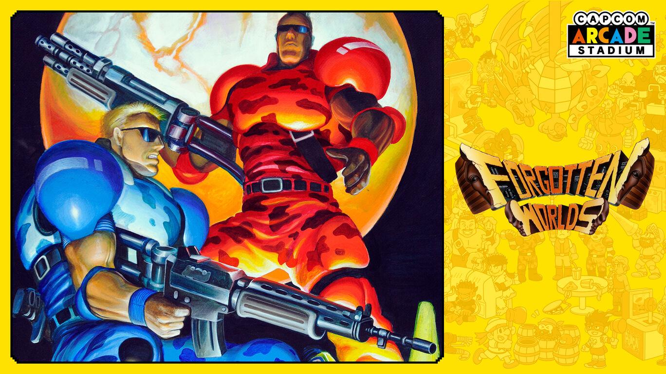 Capcom Arcade Stadium:フォゴットンワールド