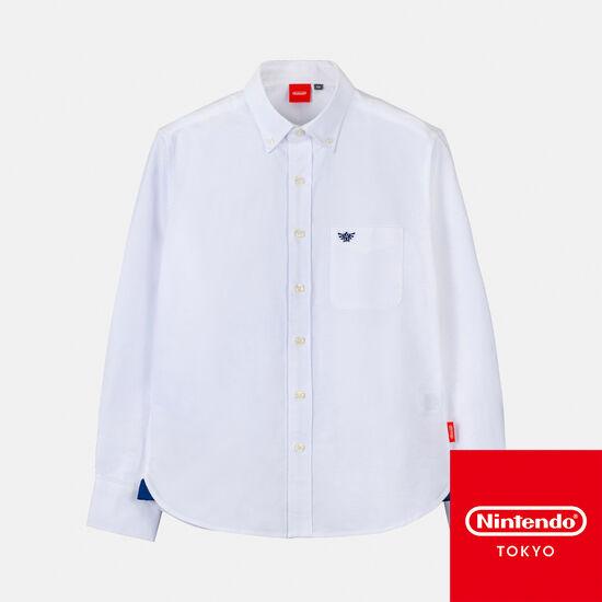 【新商品】シャツ ハイラルの紋章 ゼルダの伝説【Nintendo TOKYO取り扱い商品】