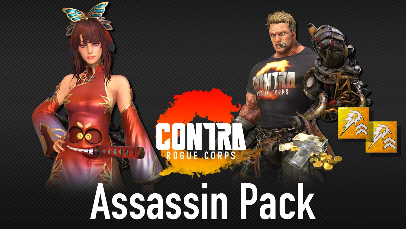 Assassin Pack