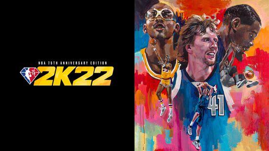 NBA 2K22 NBA 75周年記念エディション