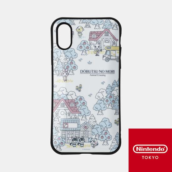 スマホケース どうぶつの森 B iPhone XS/X対応【Nintendo TOKYO取り扱い商品】
