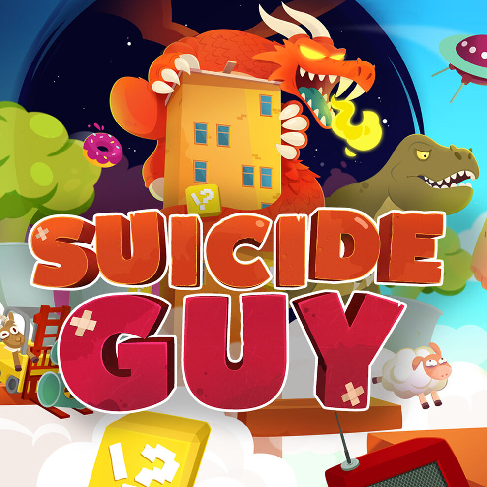 Suicide Guy