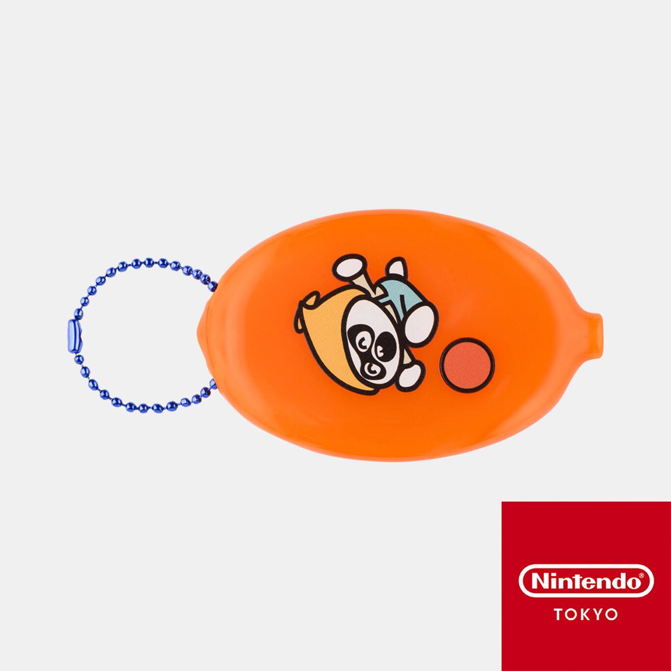 コインケース オレンジ INK YOU UP【Nintendo TOKYO取り扱い商品】
