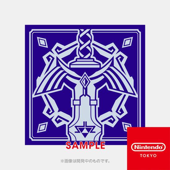 【新商品】ハンドタオル 真のマスターソード ゼルダの伝説 スカイウォードソード HD【Nintendo TOKYO取り扱い商品】