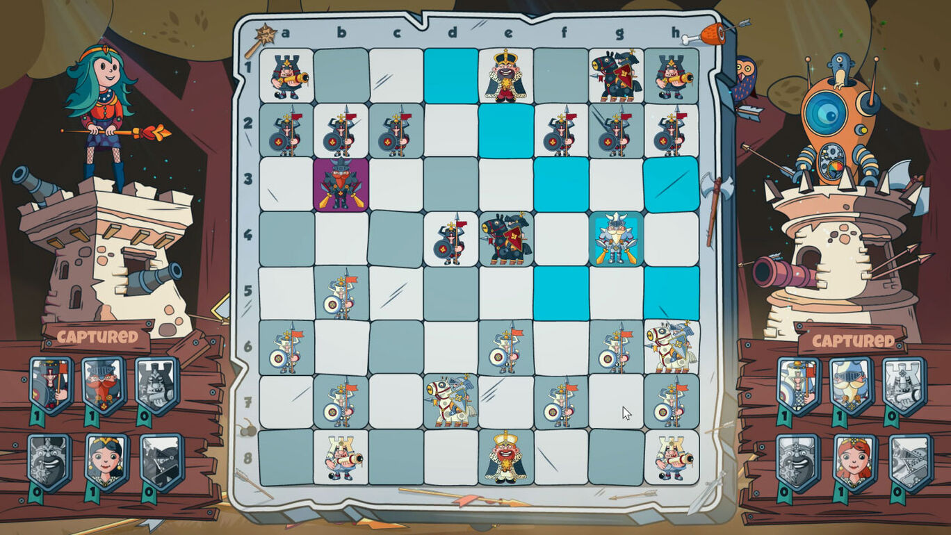 Brawl Chess 乱闘チェス