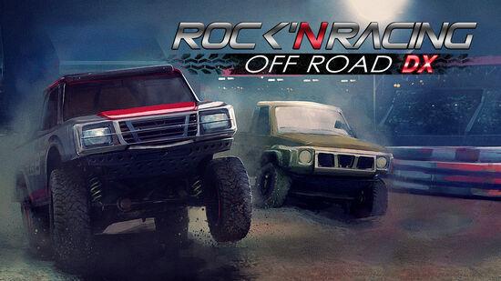 ROCK'N RACING OFF ROAD DX
