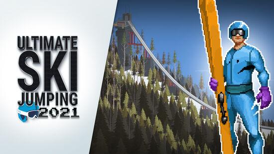 アルティメットスキージャンプ 2021