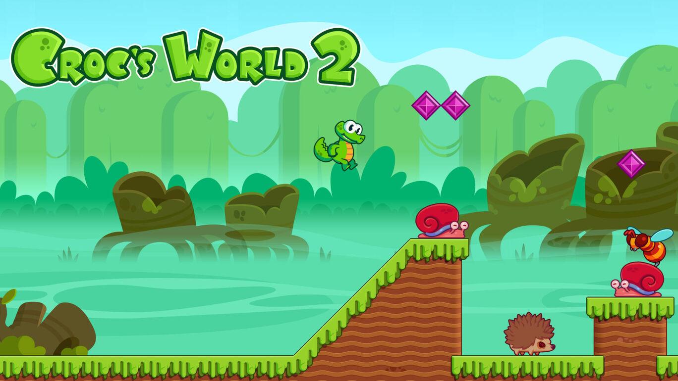 Croc's World 2 (クロックス ワールド2)