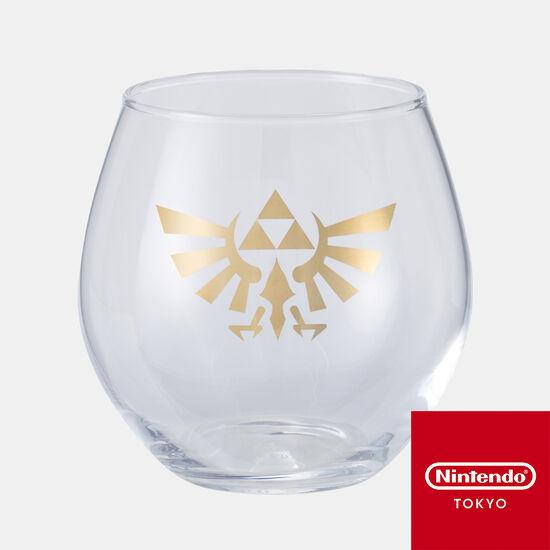 グラス ゼルダの伝説 A【Nintendo TOKYO取り扱い商品】
