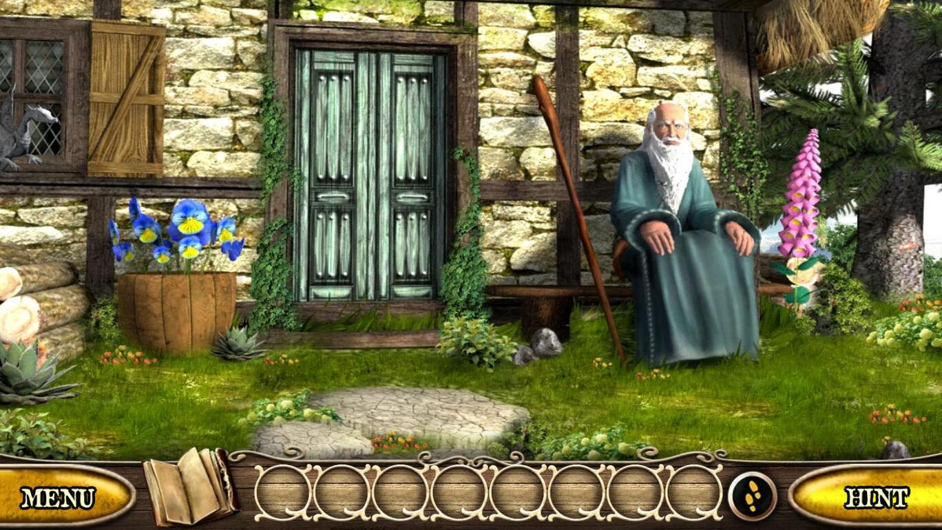 ドラゴンマウンテン2ストーリー:隠れ家
