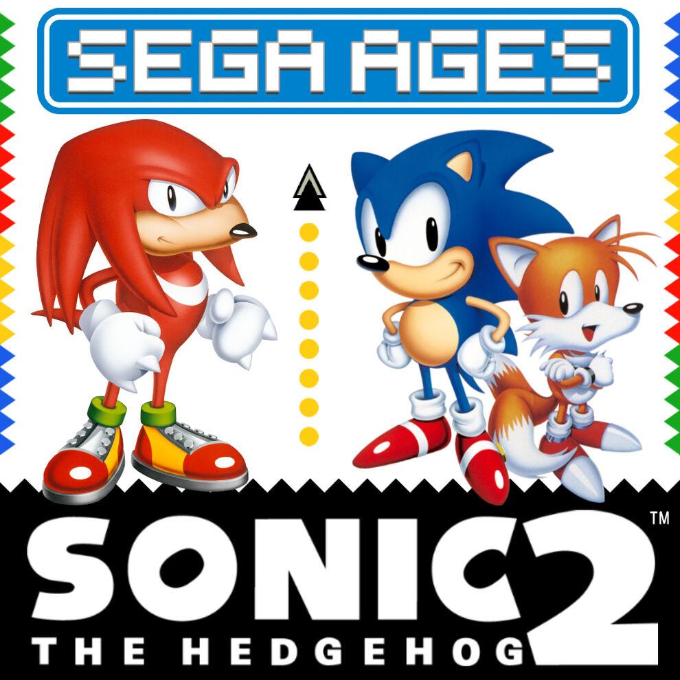 SEGA AGES ソニック・ザ・ヘッジホッグ2