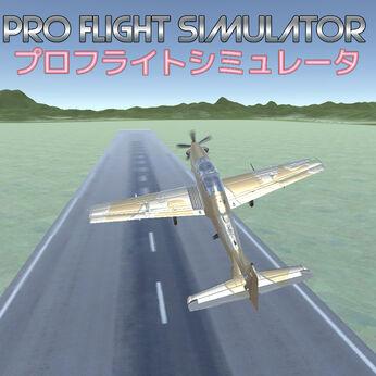Pro Flight Simulator (プロフライトシミュレータ)