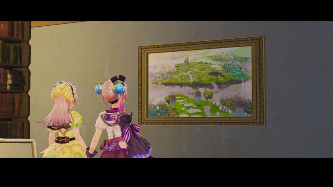 リディー&スールのアトリエ ~不思議な絵画の錬金術士~