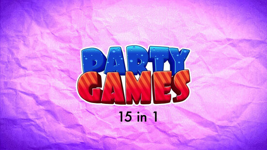 Party Games: 15 in 1