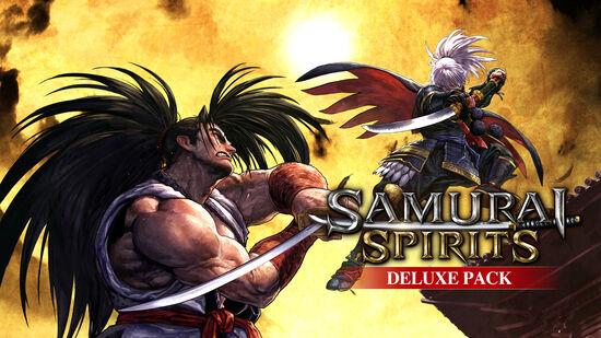 SAMURAI SPIRITS DELUXE PACK