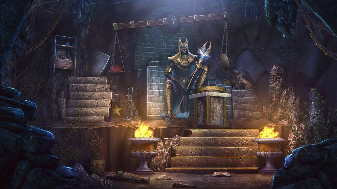 Demon Hunter: 謎めいた光