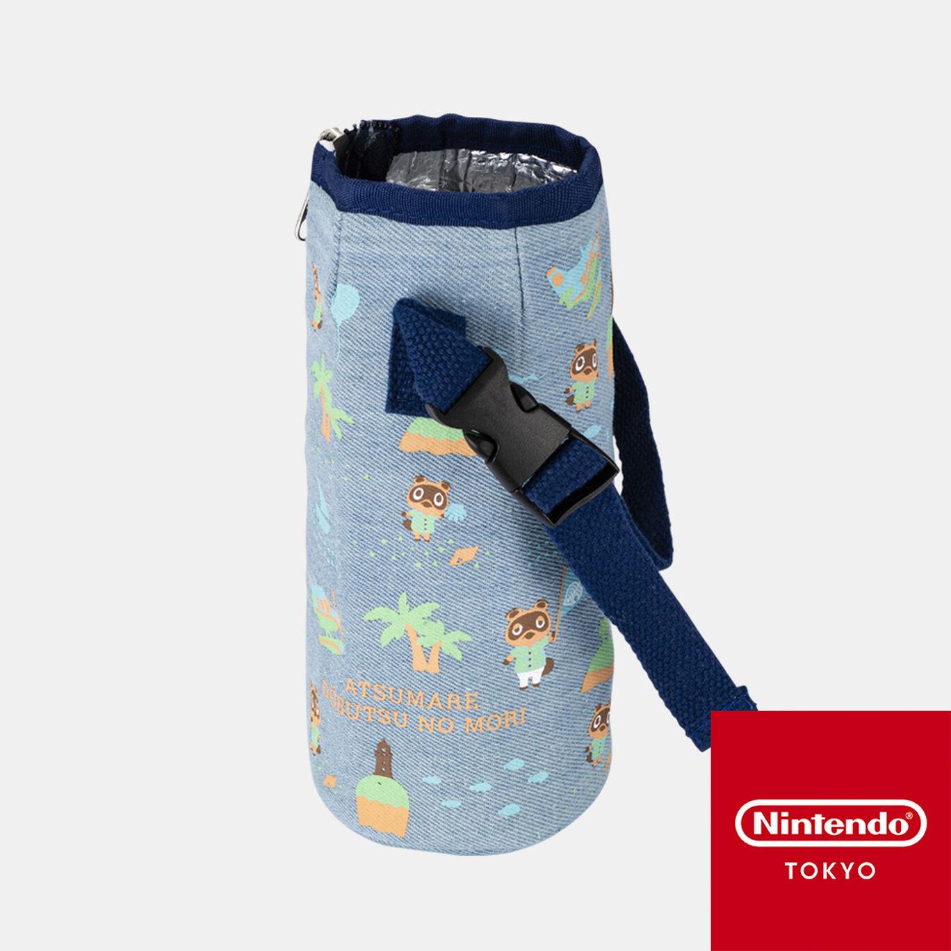 ボトルホルダー あつまれ どうぶつの森【Nintendo TOKYO取り扱い商品】