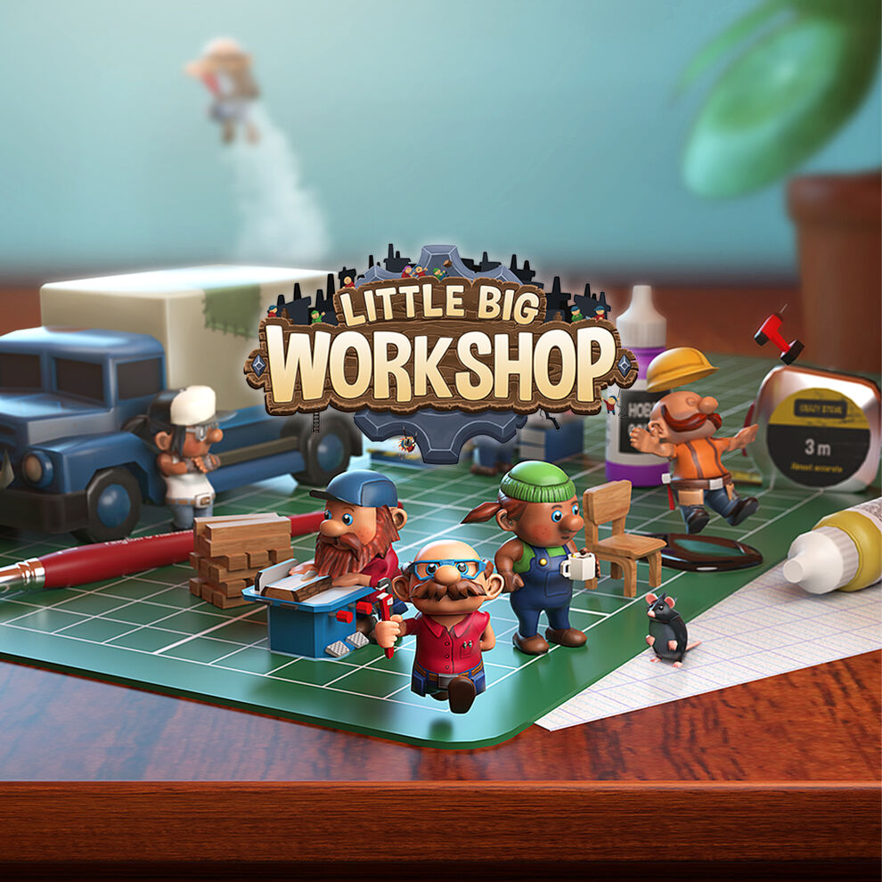Little Big Workshop(リトル ビッグ ワークショップ)