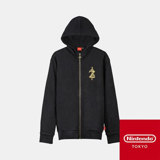 パーカー ゼルダの伝説【Nintendo TOKYO取り扱い商品】