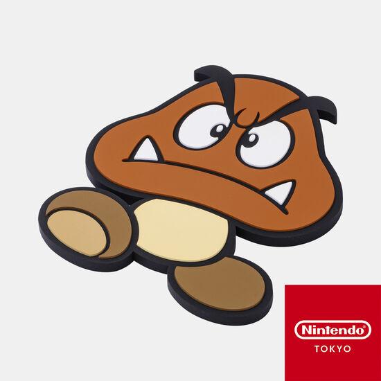 ラバーコースター スーパーマリオ A【Nintendo TOKYO取り扱い商品】