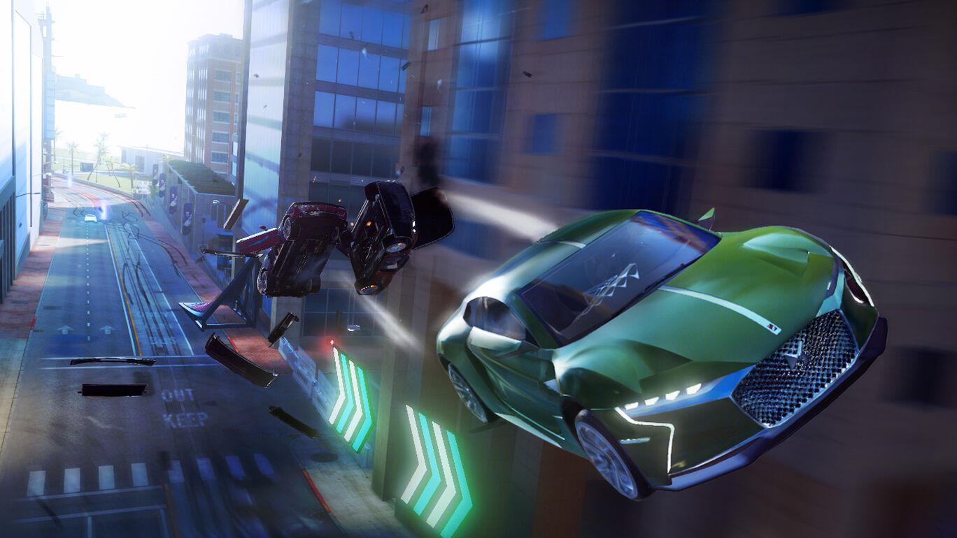 アスファルト9:Legends スターティングレーサーバンドル