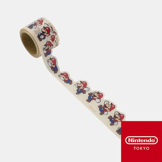 マスキングテープ ペーパーマリオ オリガミキング【Nintendo TOKYO取り扱い商品】