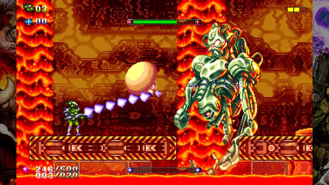 Gunlord X (ガンロードX)