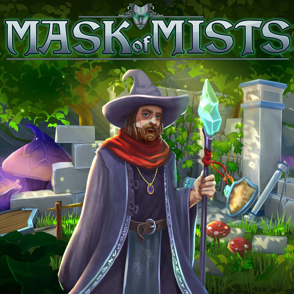 Mask of Mists(マスク・オブ・ミスト)