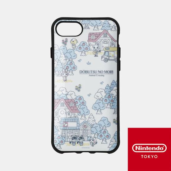 スマホケース どうぶつの森 B iPhone 8/7/6S/6対応【Nintendo TOKYO取り扱い商品】