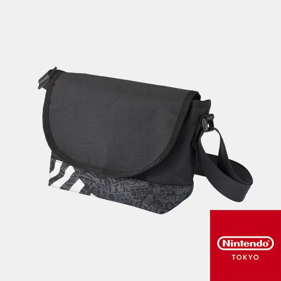 メッセンジャーバッグ CROSSING SPLATOON B【Nintendo TOKYO取り扱い商品】