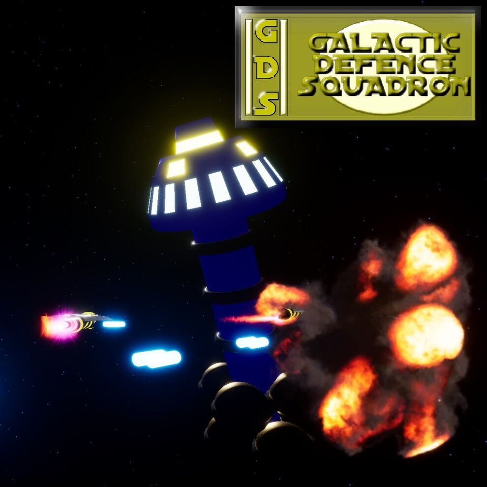Galactic Defence Squadron