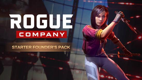 Rogue Company: スターター・ファウンダーズパック