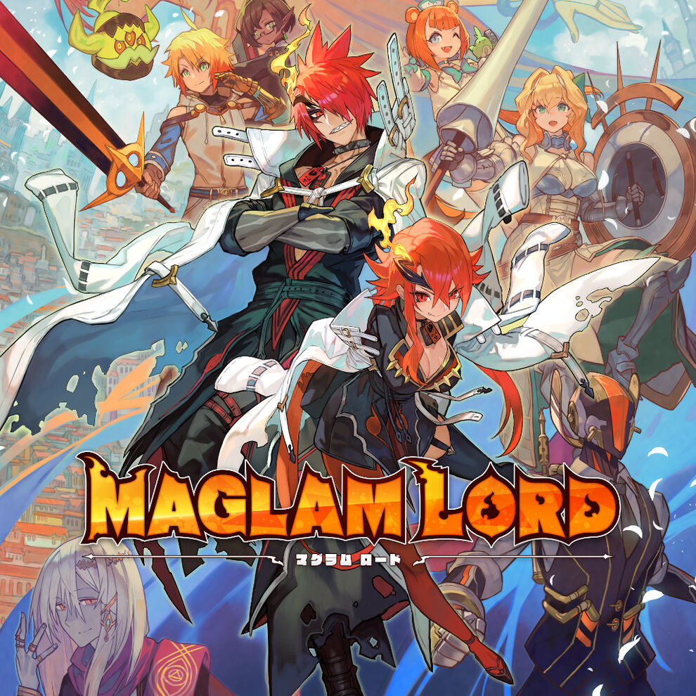 MAGLAM LORD/マグラムロード