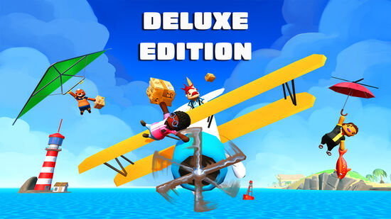 Totally Reliable Delivery Service Deluxe Edition