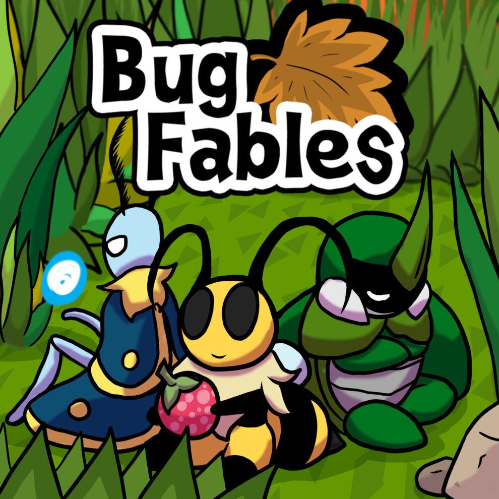 Bug Fables ~ムシたちとえいえんの若木~