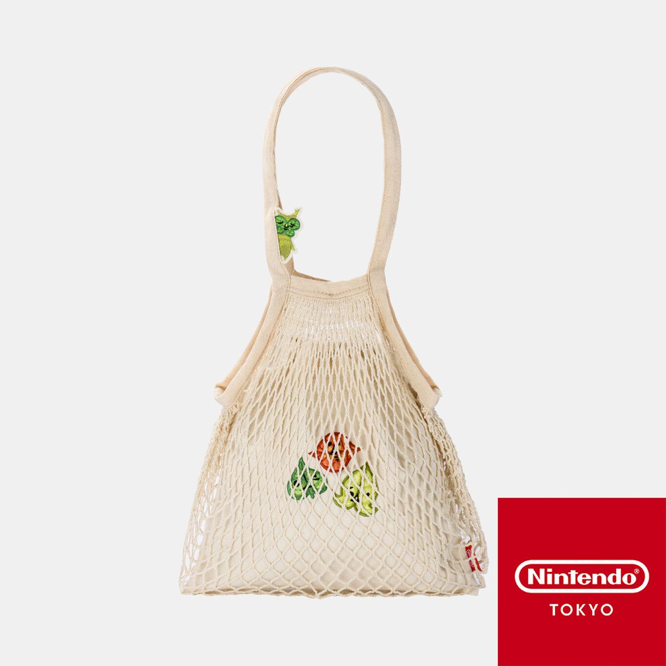 コログのネットトート ゼルダの伝説【Nintendo TOKYO取り扱い商品】