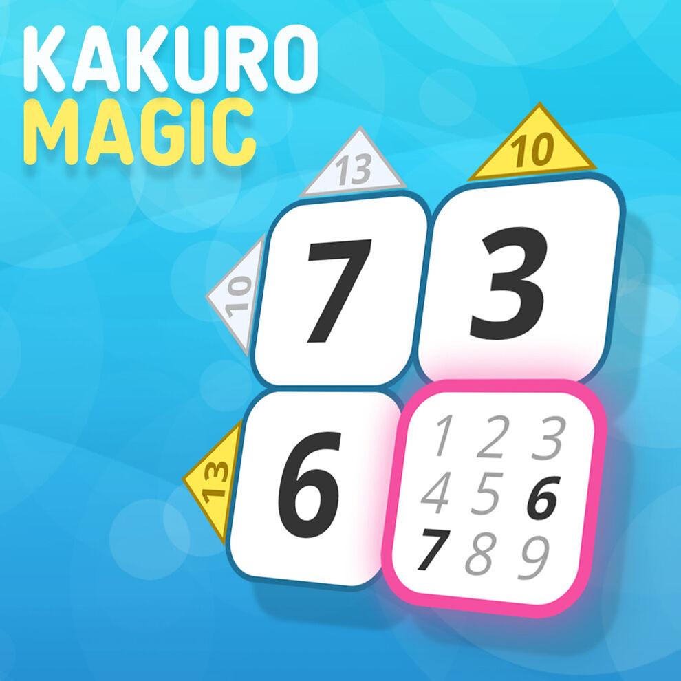 Kakuro Magic