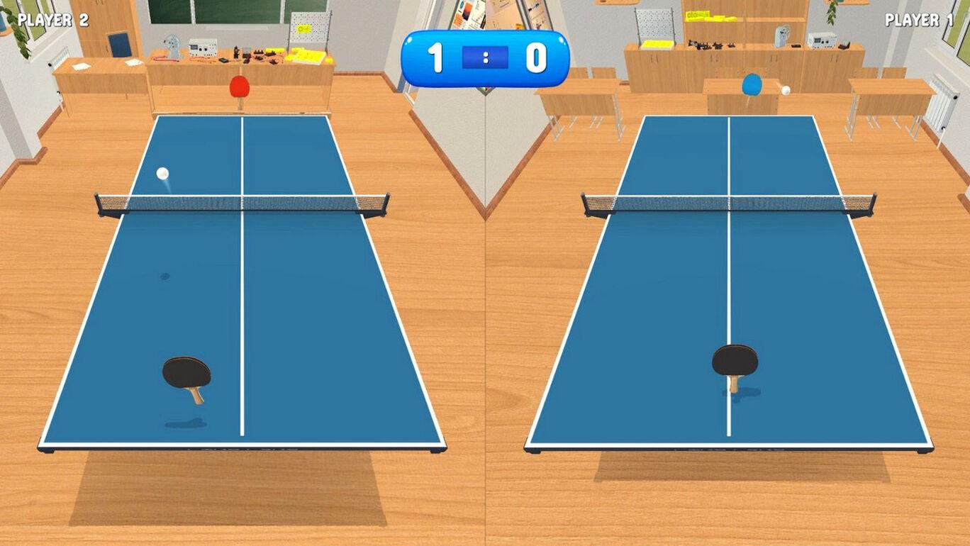 テーブルテニス