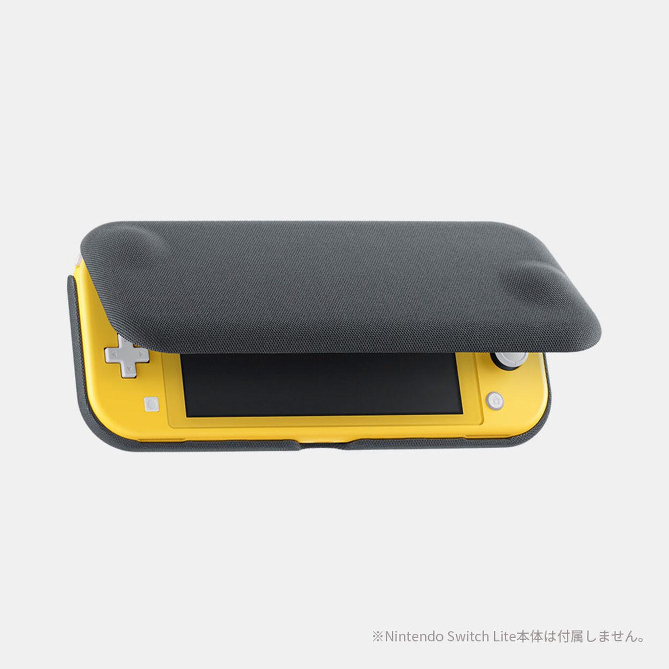 Nintendo Switch Liteフリップカバー(画面保護シート付き)