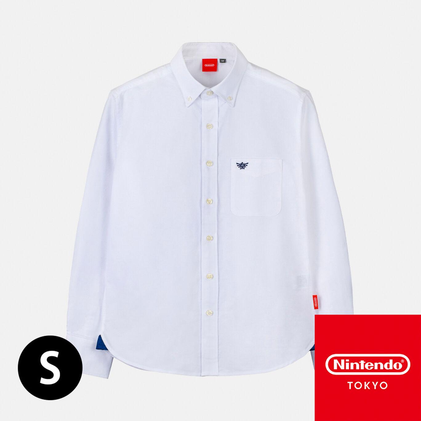 シャツ ハイラルの紋章 S ゼルダの伝説【Nintendo TOKYO取り扱い商品】
