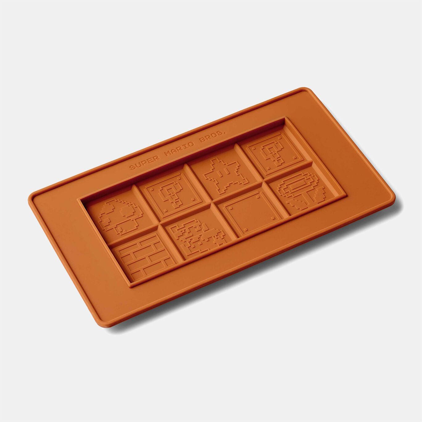 スーパーマリオ ホーム&パーティ 板チョコトレー(8-bit マリオ)