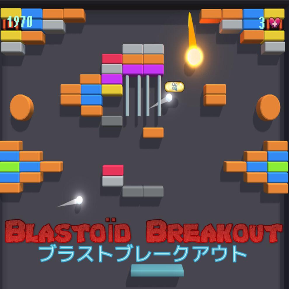 Blastoid Breakout (ブラストブレークアウト)